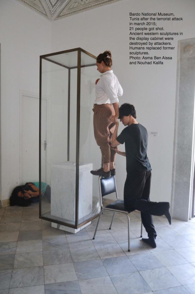 Bardu Museum, Viola Relle - Raphael Weilguni, R-R, 2015, Tunis