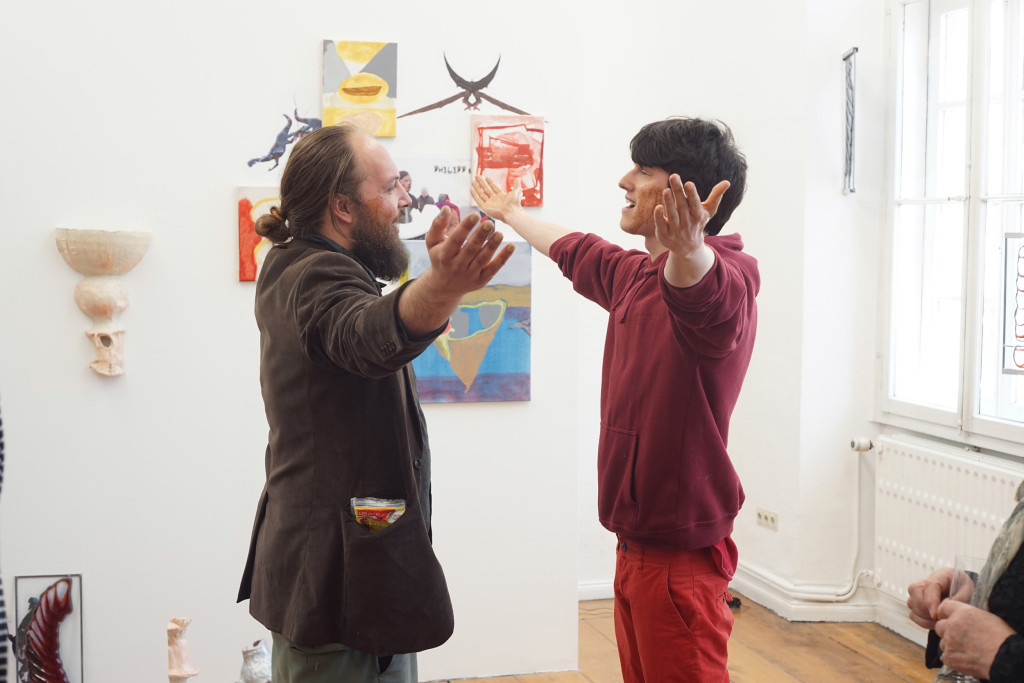 86.Kerstin Braetsch with MOUNT TRAILER _ KV_Arnsberg Opening_Performance Francois Huber and Raphael Weilguni_photo V.Velkov